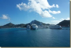Cruise Ship Parking Lot (Small)