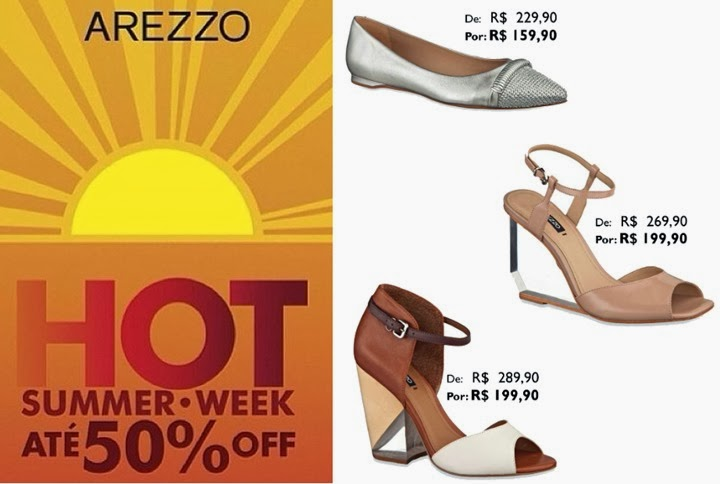 arezzo hot summer week 2013