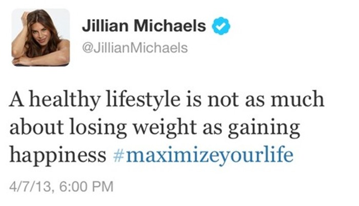 motivation jillian