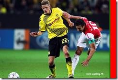 Arsenal vs Borussia Dortmund Maç Yayini