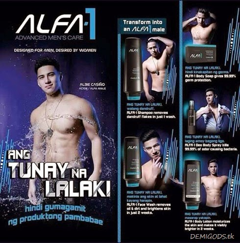 Albie Casino Alfa Male Personal Collection (2)