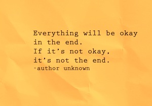 End okay