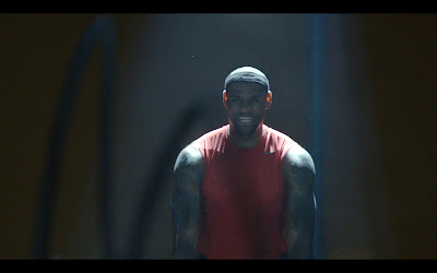 news basketballneverstops lebron 247 04 New Nike LeBron James Commercial Basketball Never Stops