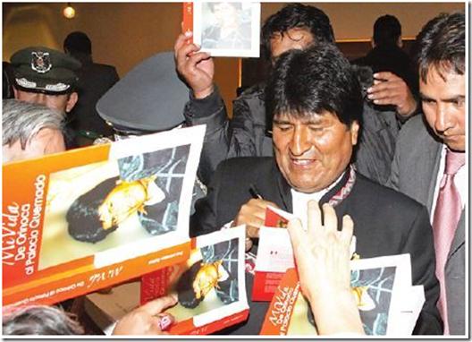 Literatura en Bolivia