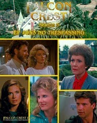 Falcon Crest_#053_No Trespassing