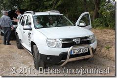 Dacia Duster meeting Kassel 2011 12