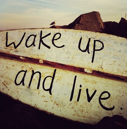 wake_up_and_live_quote