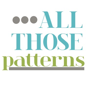 All Those Patterns logo