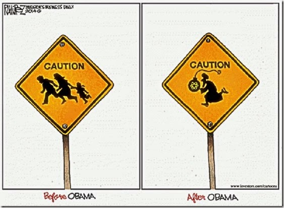 Porous U.S. Border - Before-After BHO