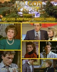 Falcon Crest_#195_And Baby Makes Three
