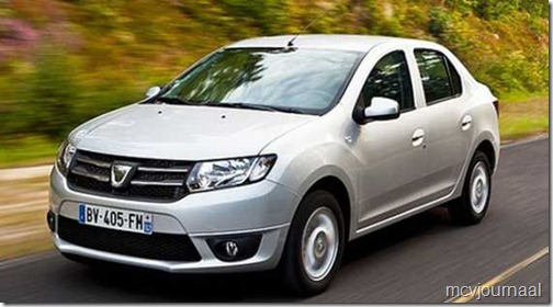 Dacia Logan 2 01