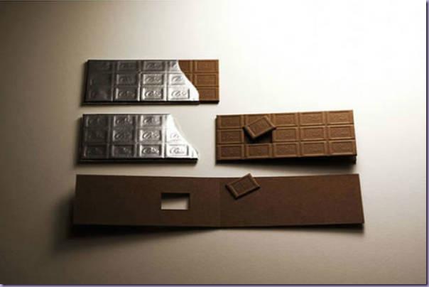 Cartão-Formato-Chocolate