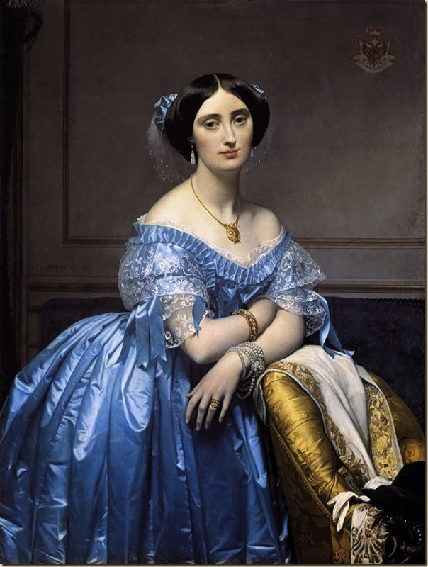 Ingres, Princesse de Broglie