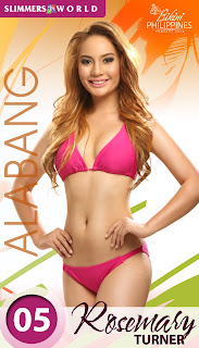 Rosemary Turner 2nd Runner-up Miss Bikini Philippines 2013