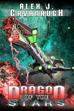 Dragon of the Stars by Alex J Cavanaugh