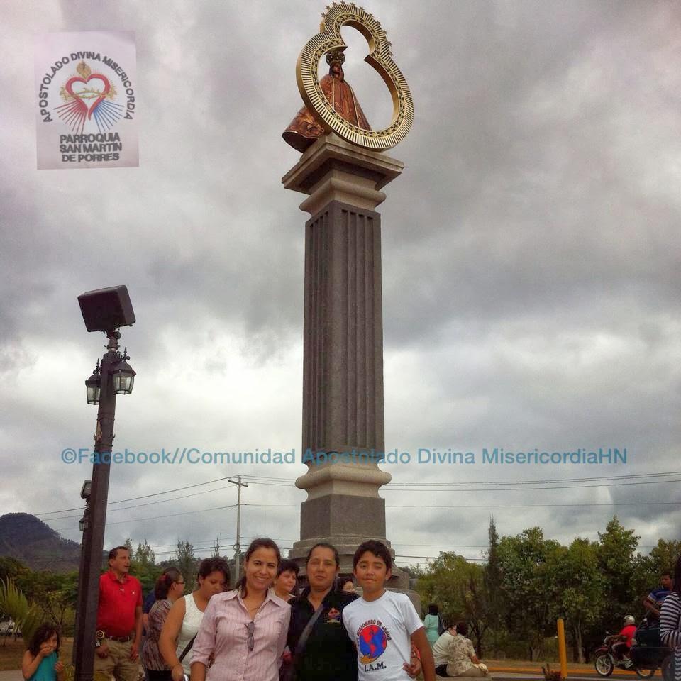 Plaza Virgen de Suyapa