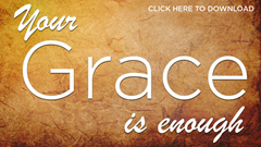 Your Grace is Enough-old