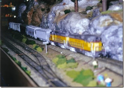 04 LK&R Layout at the Triangle Mall in February 2000