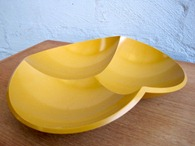 Helit Zeischegg 84043 bowl, yellow