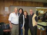 March: Sumner Freedman, Sharon Gross, Renee Geist, Dan Goldstein