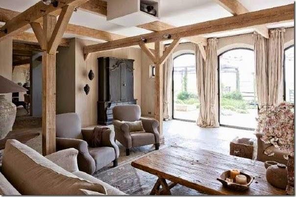 case e interni - casale - campagna - arredo country chic (3)