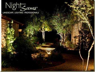... landscape lighting timers control outdoor lighting systems & Landscape Lighting Timers - NightScenes Landscape Lighting azcodes.com
