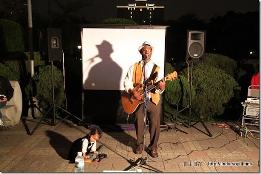 2010台北燈節(台北燈會)-街頭藝人
