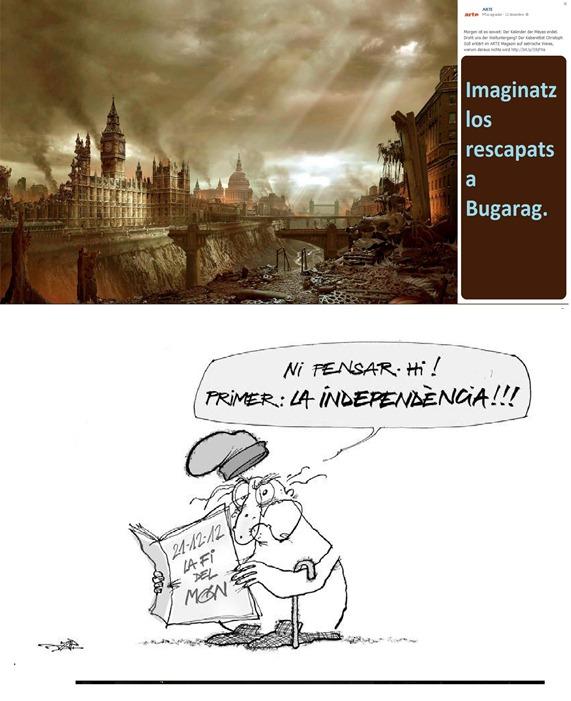 fin del monde e Bugarag