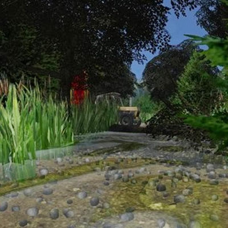 Farming simulator 2013 - Beskid map v 1.0