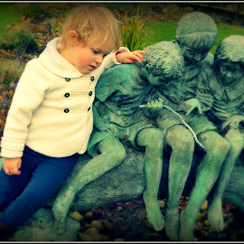 Sharing a Moment... by Claire Turner - Babies & Children Toddlers