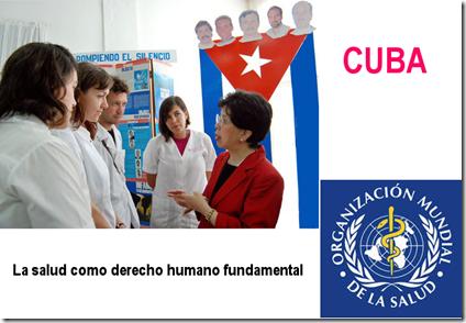 Cuba - OMS