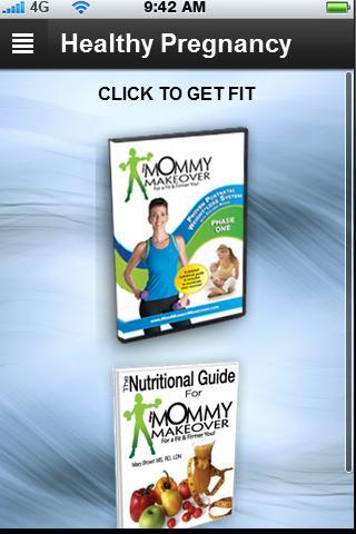 Healthy Pregnancy Tips.