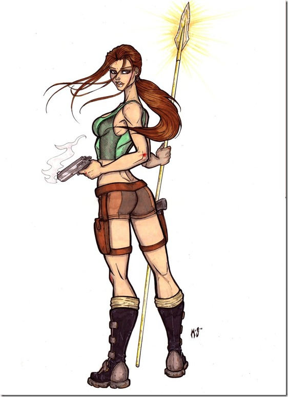 Lara Croft (107)
