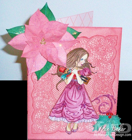 Clara Card-Front View