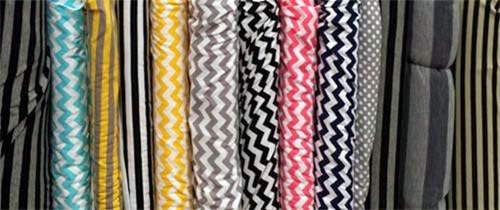 New knit fabrics from The Fabric Mill!