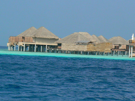 Maldives resort: trip to Anantara