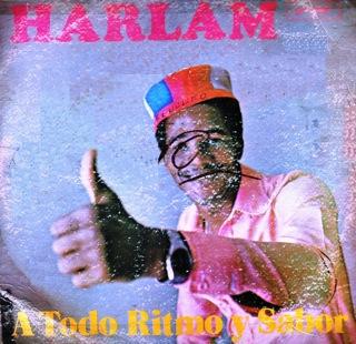 Harlan  A Todo Ritmo Y Sabor  LP Front  copia
