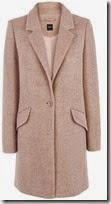 Oasis Wool Blend Coat