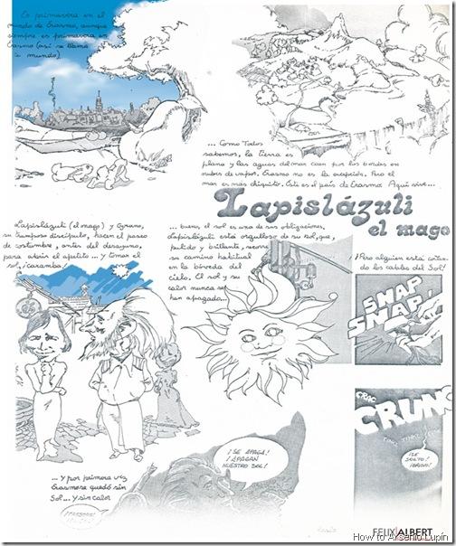 Lapislazuli FA, Autor: FELIX ALBERT