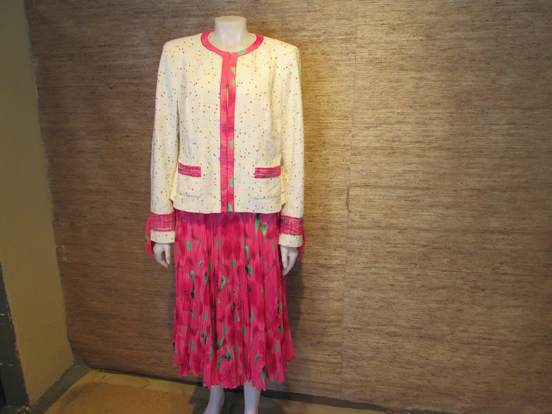 Escada Skirt Suit