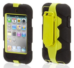 Survivor iPod touch 4g cases