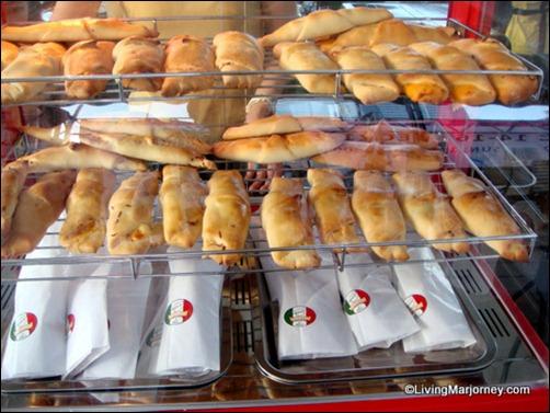 Mercato Centale Cushinetto's pizza rolls