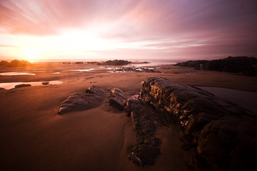 Coastal-Rocks-at-Sunset-2