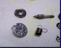 tension disk assembly