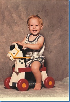 Bryan 1 year old taken in Tempe AZ  J C Pennys