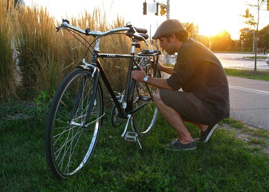 Toronto Bicycling - Robert Lawson