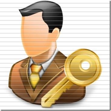 إخفاء الإضافات عن الزوار gadget administrator