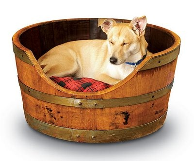 Barrel Dog Bed Uk