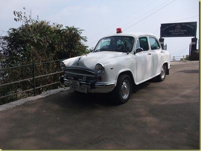 Darjeeling Ambassador Car
