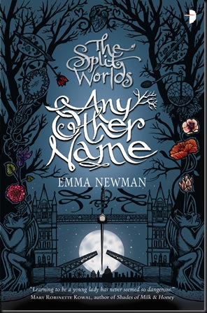 Any Other Name (The Split Worlds #2) by Emma Newman